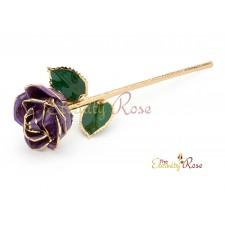 purple rose gift