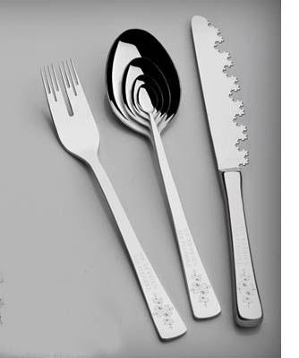 Interesting silverware 16th anniversary