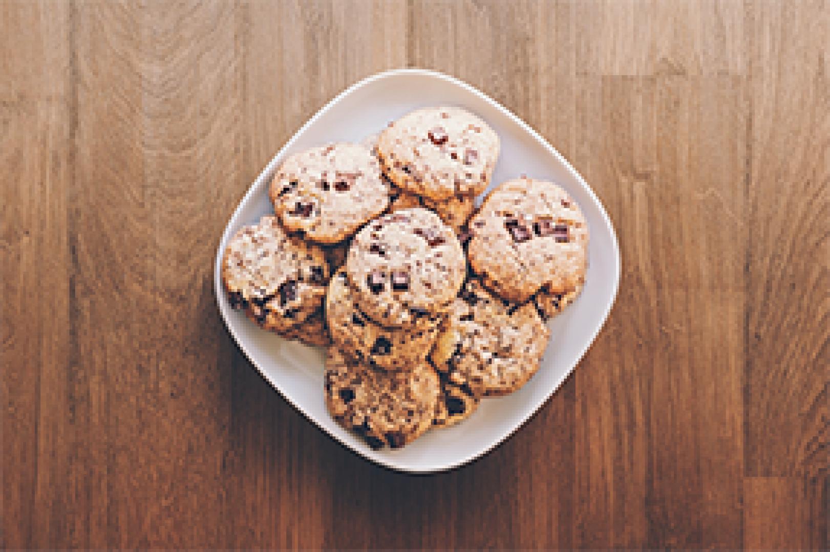 christmas holidy tips prepare cookies