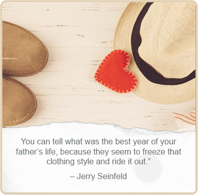 Father's day quote by - Jerry Seinfeld