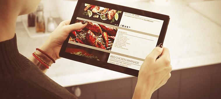cool graduation gift idea smart tablet