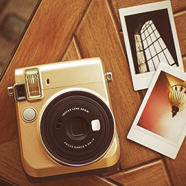 graduation gift for girls - instant camera