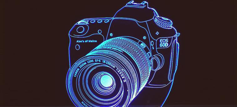 top graduation gift - a camera