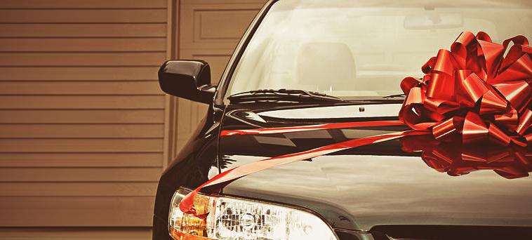 top graduation gift - a car