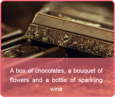 mothersday last minute gift chocolate box