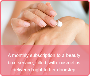 mothersday last minute gift monthly subscription