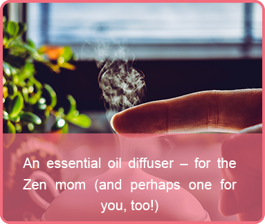 mothersday last minute gift oil diffuser