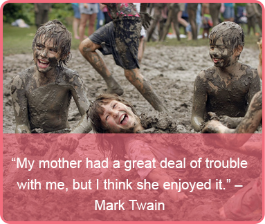 mothers day quote - Mark Twain