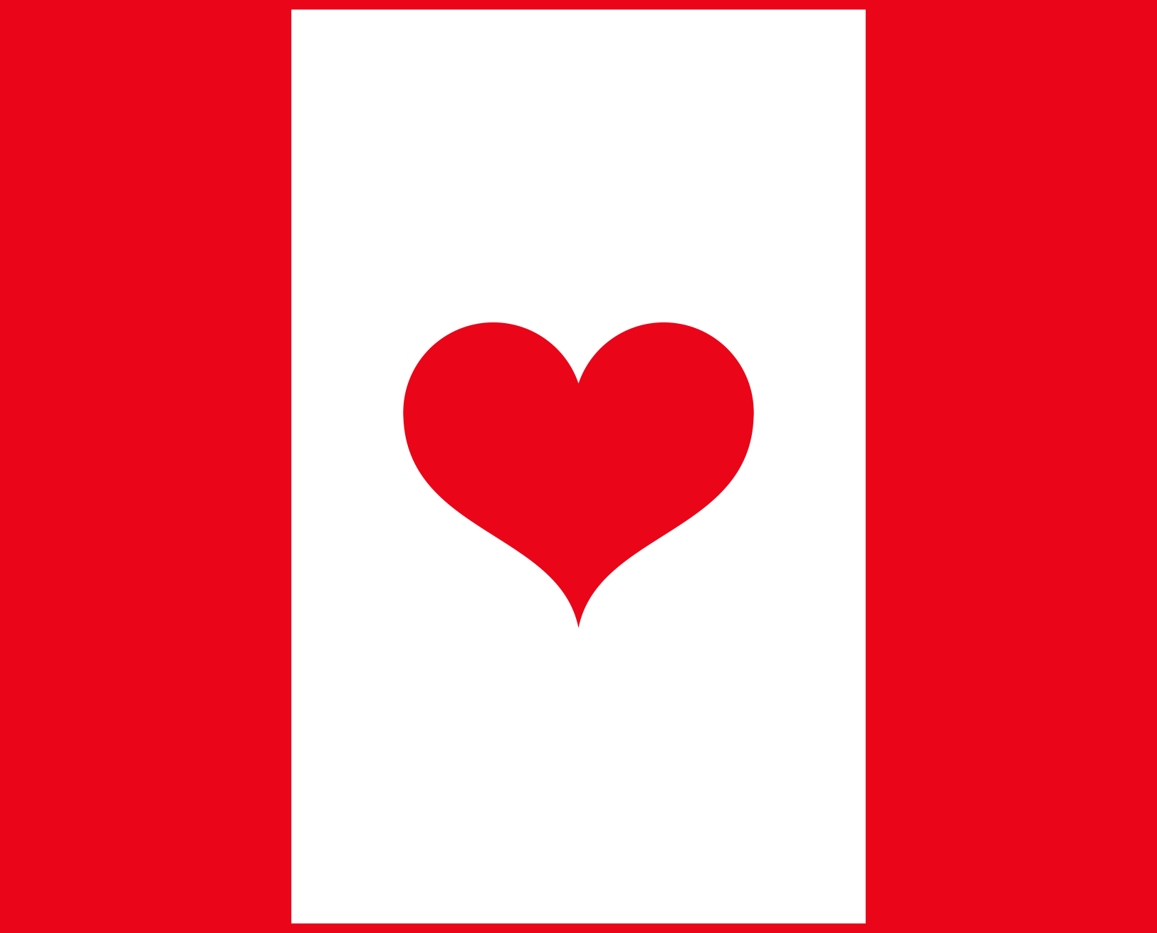 how canadians celebrate valentine day