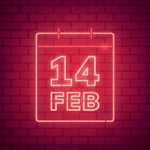perfect valentine day's date