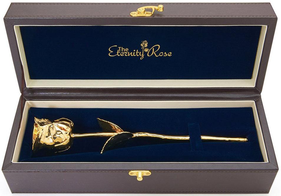 valentine luxury gift a gold rose