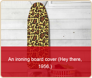 valentines day worst gift iron board cover