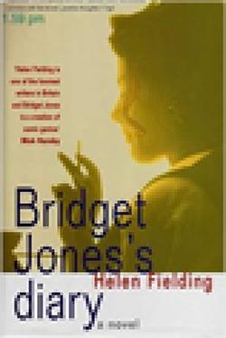 valentine day book bridget jones diary by helen fielding