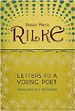 valentine day book letters to young poet by rainer maria