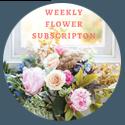 wedding gift for bride - flower subscription