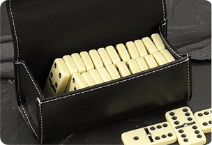 Wedding gift idea for father - domino set