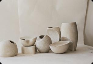 Wedding gift idea for mother - ceramics