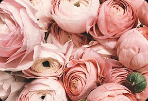 Wedding gift idea for mother - fresh flowers