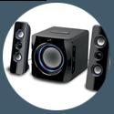 wedding gift for groom - sound system